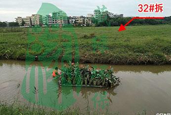 茂名某河流水体治理工程